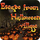 Escape From Halloween Village juego