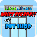 Escape The Pet Shop juego