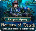 European Mystery: Flowers of Death Collector's Edition juego
