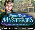 Fairy Tale Mysteries: The Beanstalk Collector's Edition juego