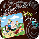 Family Guy Online Coloring juego