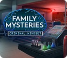 Family Mysteries: Criminal Mindset juego