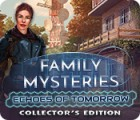 Family Mysteries: Echoes of Tomorrow Collector's Edition juego