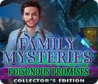 Family Mysteries: Poisonous Promises Collector's Edition juego