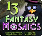 Fantasy Mosaics 13: Unexpected Visitor juego