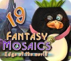 Fantasy Mosaics 19: Edge of the World juego