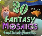 Fantasy Mosaics 20: Castle of Puzzles juego