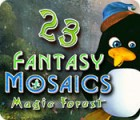 Fantasy Mosaics 23: Magic Forest juego