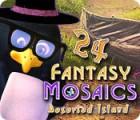 Fantasy Mosaics 24: Deserted Island juego