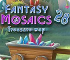 Fantasy Mosaics 28: Treasure Map juego