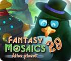 Fantasy Mosaics 29: Alien Planet juego
