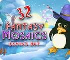 Fantasy Mosaics 32: Santa's Hut juego