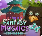 Fantasy Mosaics 34: Zen Garden juego