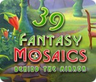 Fantasy Mosaics 39: Behind the Mirror juego