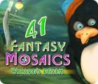 Fantasy Mosaics 41: Wizard's Realm juego