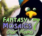 Fantasy Mosaics 7: Our Home juego