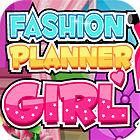 Fashion Planner Girl juego