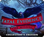 Fatal Evidence: The Missing Collector's Edition juego