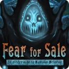 Fear for Sale: El misterio de la Mansión McInroy juego