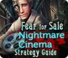 Fear For Sale: Nightmare Cinema Strategy Guide juego
