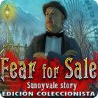 Fear for Sale: Sunnyvale Story Edición Coleccionista juego