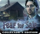 Fear for Sale: Tiny Terrors Collector's Edition juego