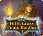 Fill and Cross Pirate Riddles 3 juego