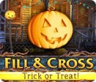 Fill And Cross. Trick Or Threat juego