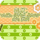 Flower Quiz juego
