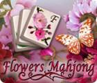 Flowers Mahjong juego