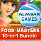 Food Masters 10-in-1 Bundle juego
