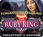 Forgotten Kingdoms: The Ruby Ring Collector's Edition juego