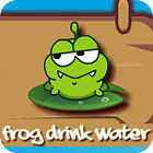 Frog Drink Water juego