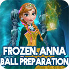 Frozen. Anna Dress Up juego