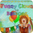 Funny Clown vs Balloons juego