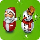 Funny New Year Puzzle juego