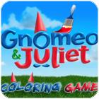 Coloree Gnomeo y Juliet juego