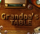 Grandpa's Table juego