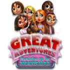 Great Adventures: Perdidos en las montañas juego