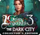 Grim Legends 3: The Dark City Collector's Edition juego
