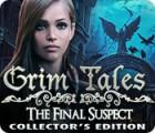 Grim Tales: The Final Suspect Collector's Edition juego