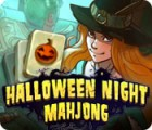 Halloween Night Mahjong juego