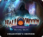 Halloween Stories: Defying Death Collector's Edition juego