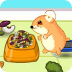Hamster Lost In Food juego