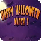 Happy Halloween Match-3 juego