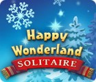 Happy Wonderland Solitaire juego