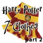 Harry Potter 7 Vestidos 2ª Parte juego