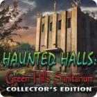 Haunted Halls: Green Hills Sanitarium Collector's Edition juego