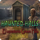 Haunted Halls: El sanatorio Green Hills juego