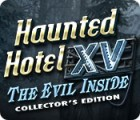 Haunted Hotel XV: The Evil Inside Collector's Edition juego